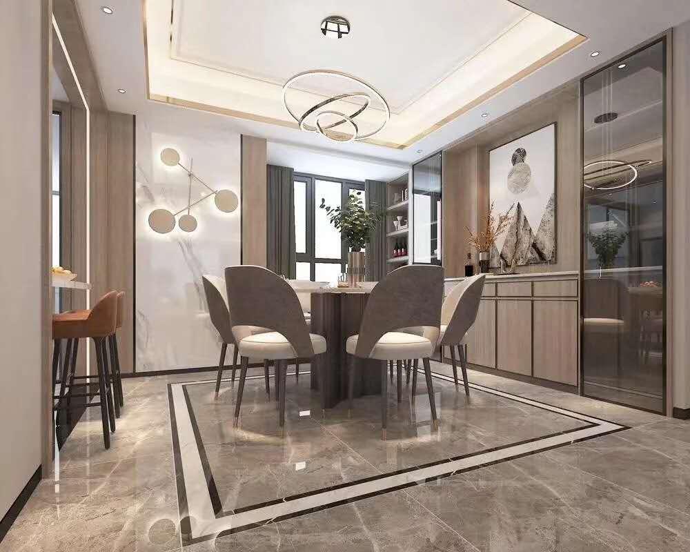 公寓精装现代风格装修案例