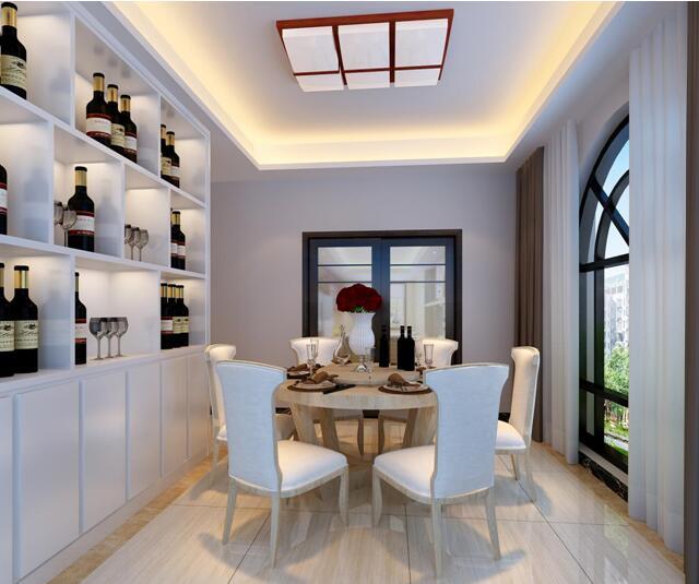 公寓地中海风格装修